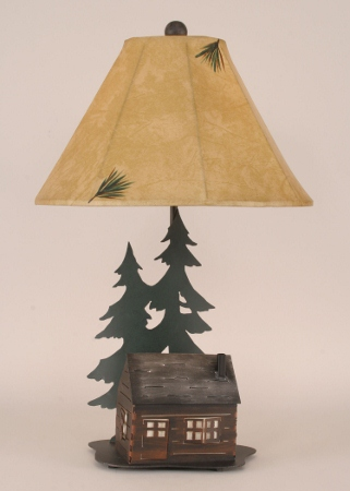 north country style table lamps. Black Bedroom Furniture Sets. Home Design Ideas